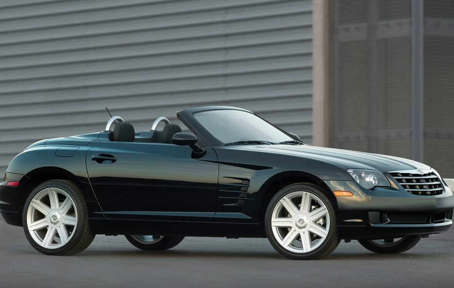 Chrysler Crossfire Roadster (62 punti)