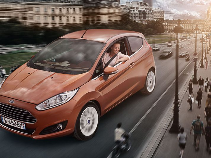 Ford Fiesta 1.0 EcoBoost è la Women's Car of the Year 2013