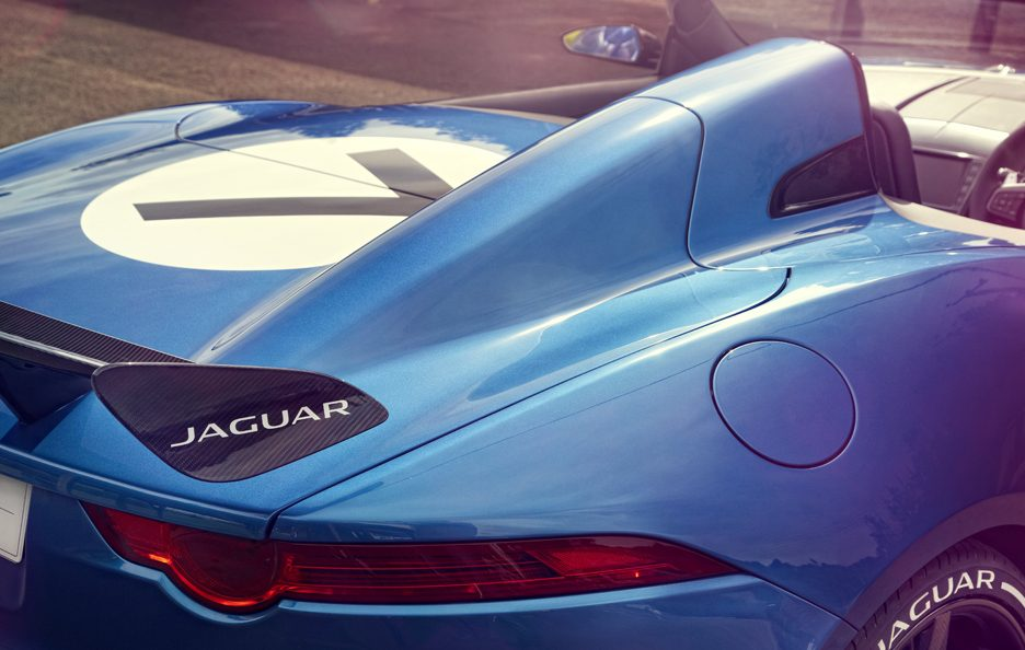 Jaguar Project 7 Concept 2013
