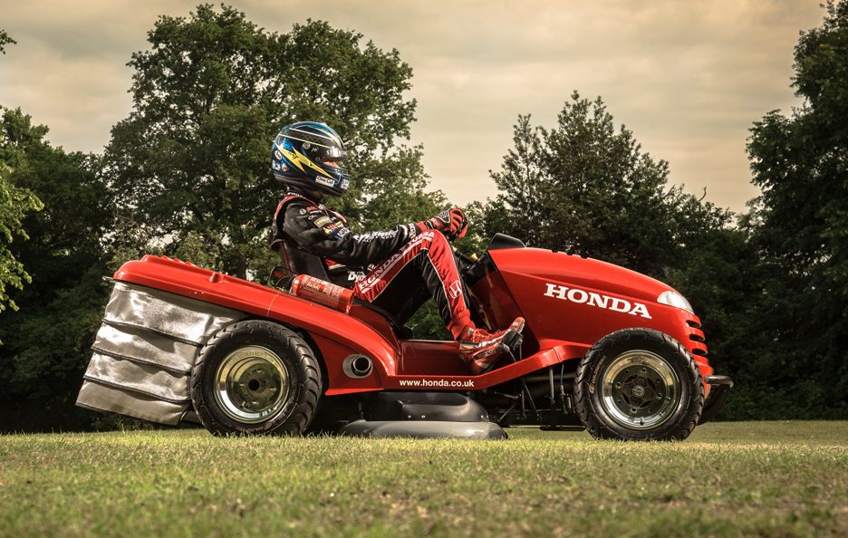 Mean Mower