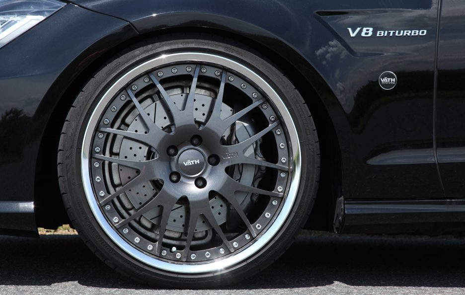 Mercedes CLS 63 AMG Shooting Brake by Vath