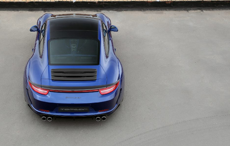 Porsche 911 Stinger by Topcar