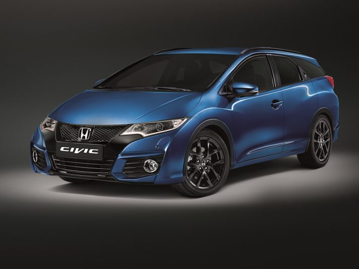 Honda CIvic tourer 2015