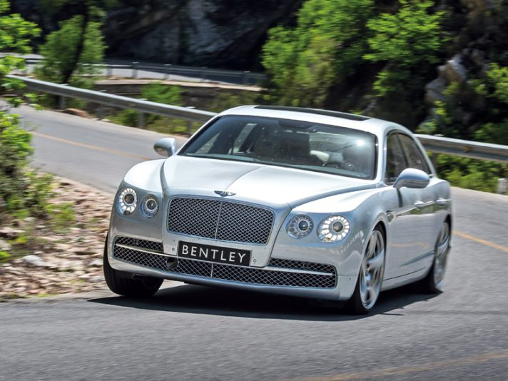 Bentley Flying Spur: ancora più lussuosa