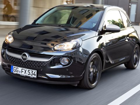 Opel Adam Black Link - Design