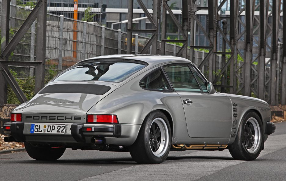 Porsche 911 3.2 Sleeper DP Motorsport