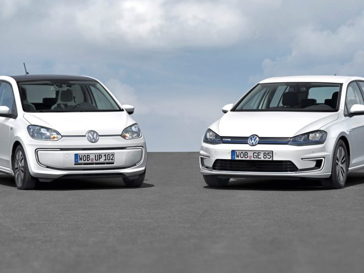 Volkswagen a Francoforte 2013: e-Up! ed e-Golf, conversione all'elettrico