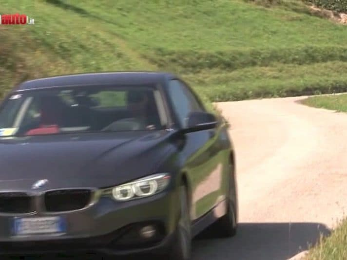 BMW Serie 4 Coupé, il video ufficiale