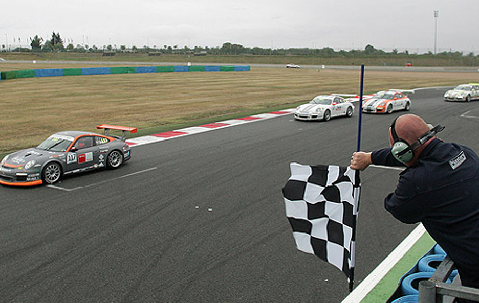 Arrivo Magny-Cours