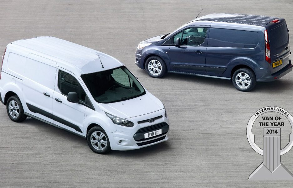 Ford Transit Connect VoY 2014