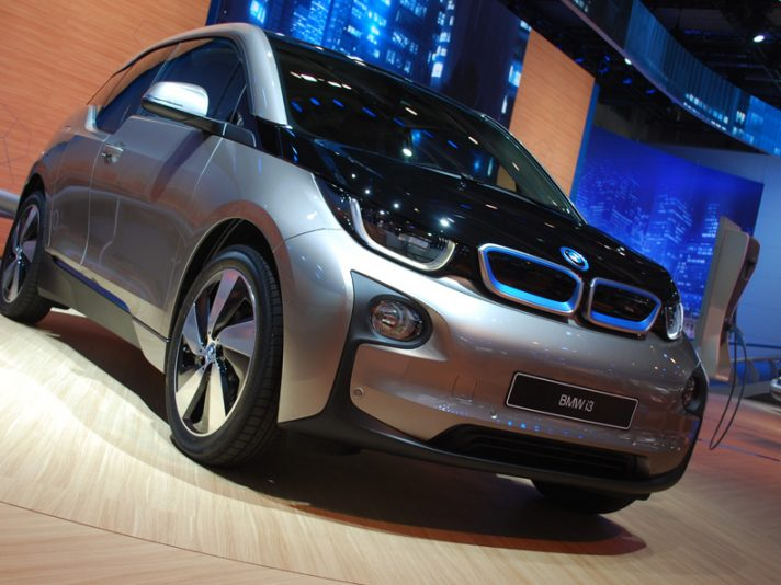 BMW - i3 - Francoforte 2013