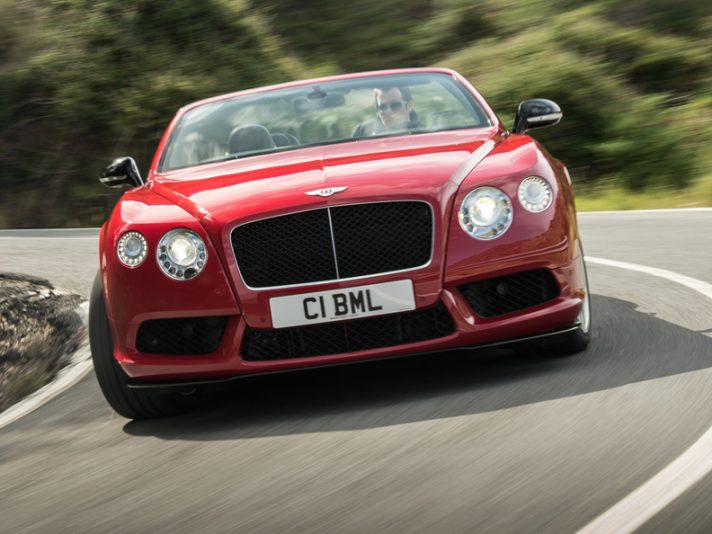 Bentley Continental GT V8 S: lusso a tutto gas