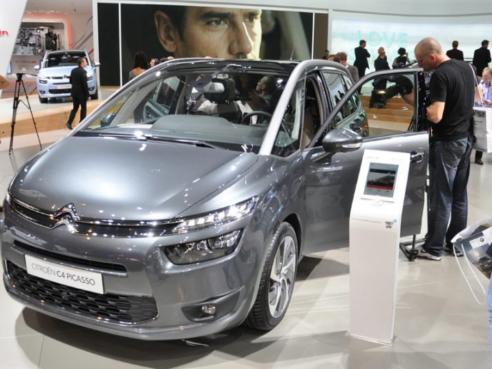 Citroën Grand C4 Picasso - Francoforte 2013
