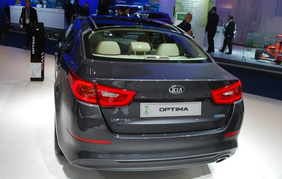 Kia - Optima - Francoforte 2013