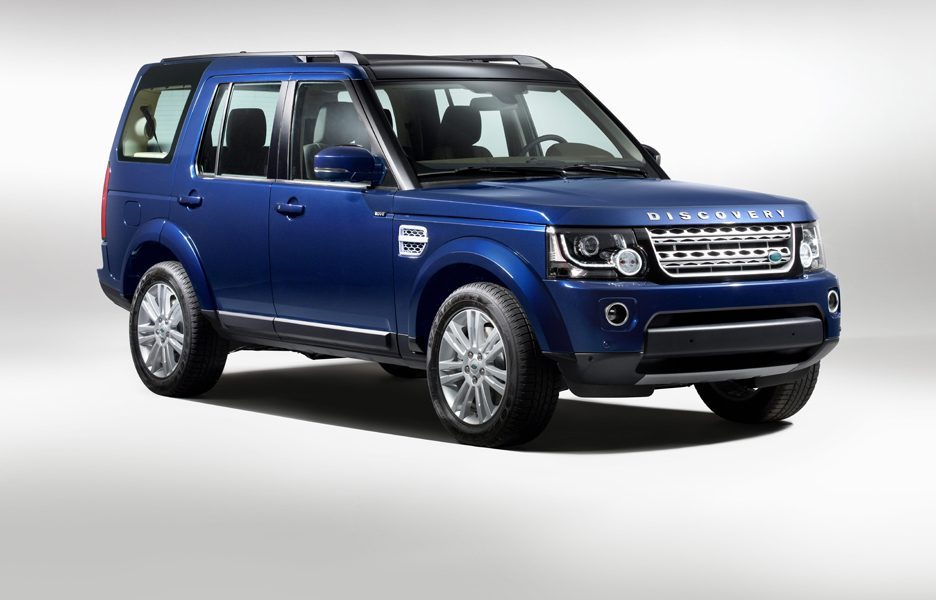 Land Rover Discovery 2014 - Design