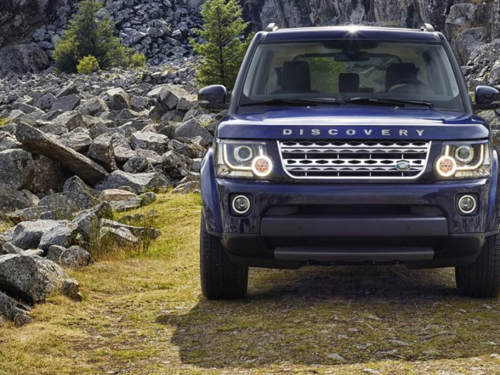 Land Rover Discovery 2014 - Frontale