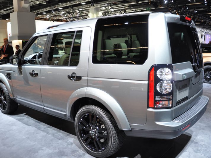 Land Rover Discovery - Francoforte 2013