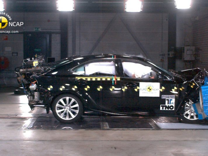 EuroNCAP test 2013: promosse IS, 6 Wagon e Corolla, rimandate Space Star e Adam