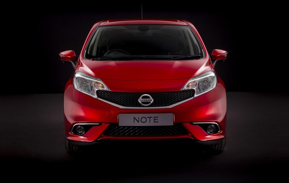 Nissan Note 2013 - Frontale