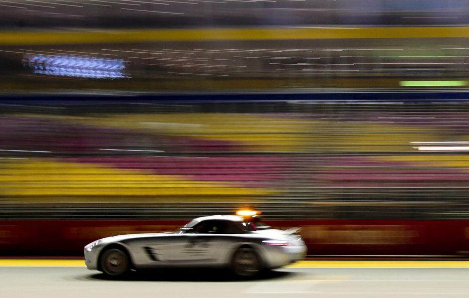 Safety car 8