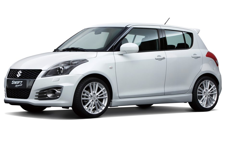 Suzuki Swift Sport 5 porte