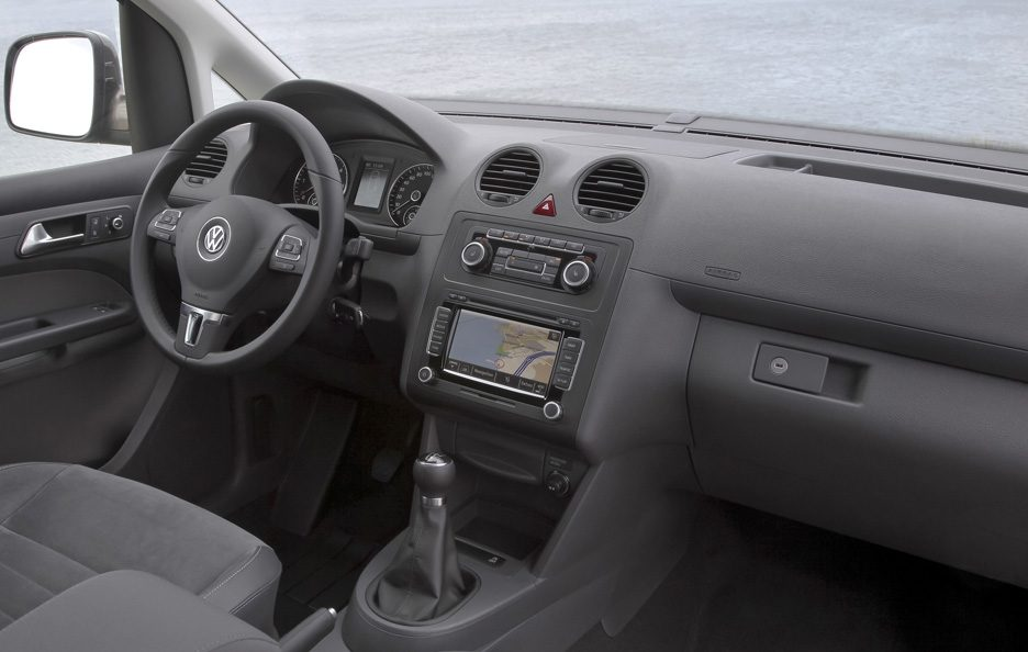 Volkswagen Caddy Maxi interni