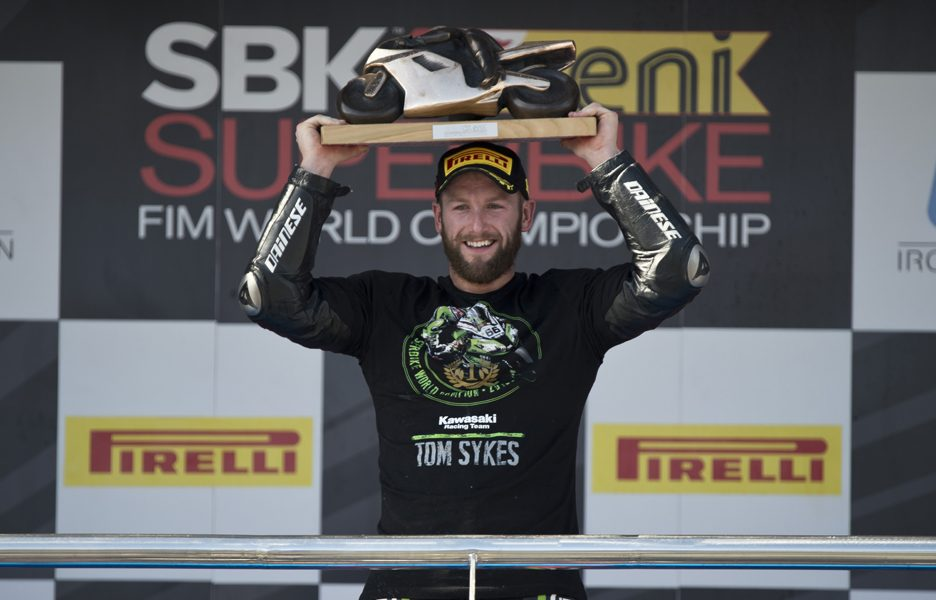 Superbike 2013 - Tom Sykes