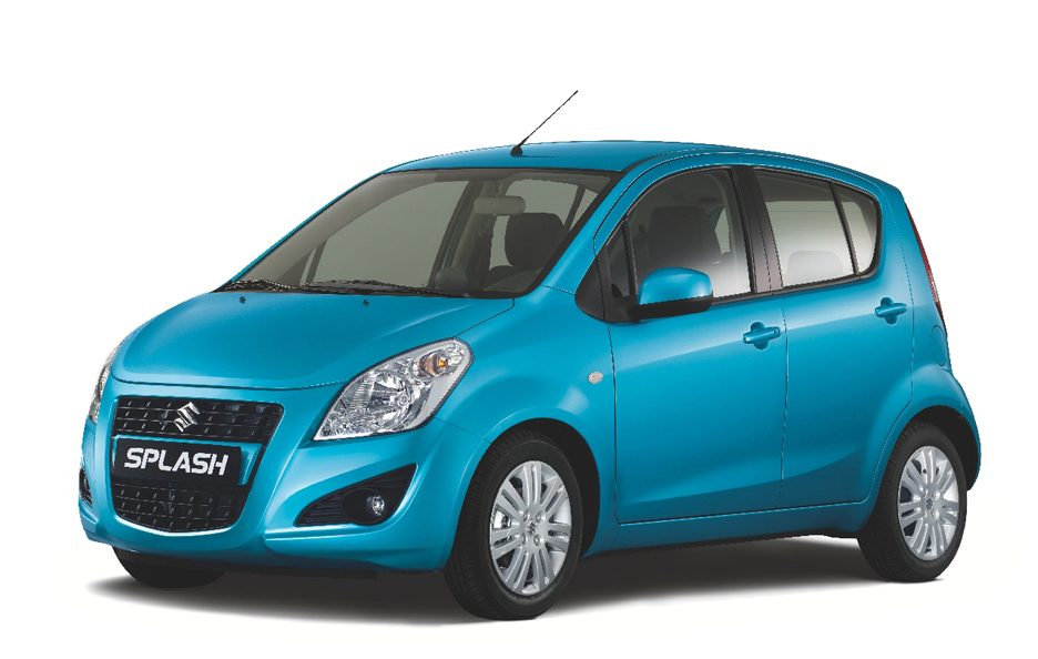 2012 - Suzuki Splash restyling