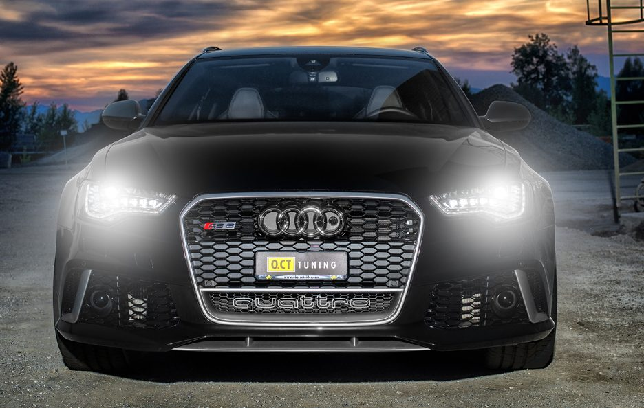 Audi RS6 by O.CT Tuning