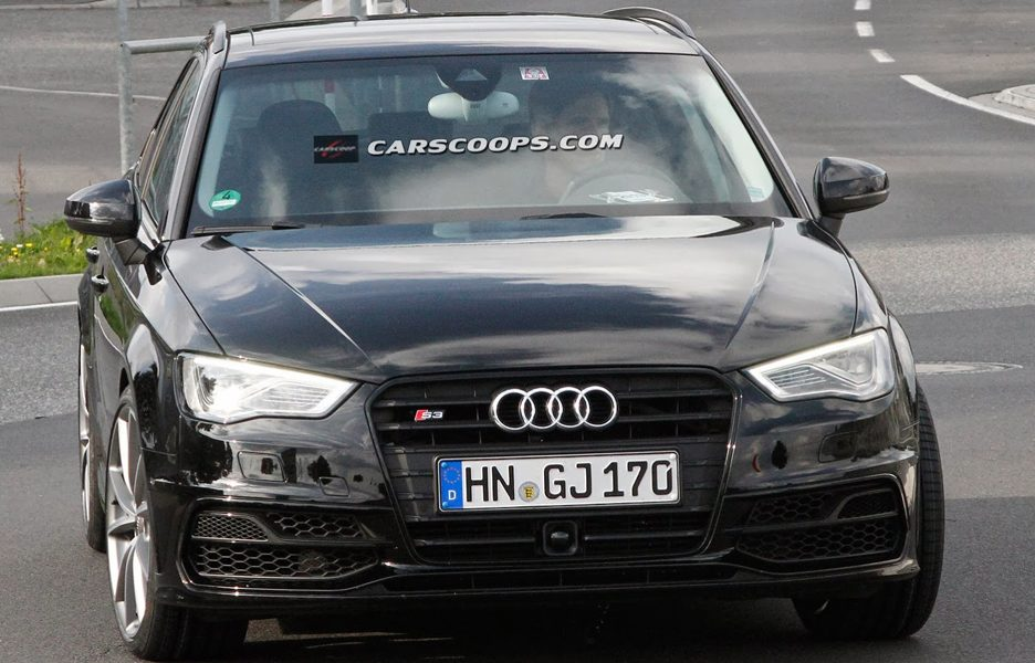 Audi RS3 Sportback 2015 - Frontale