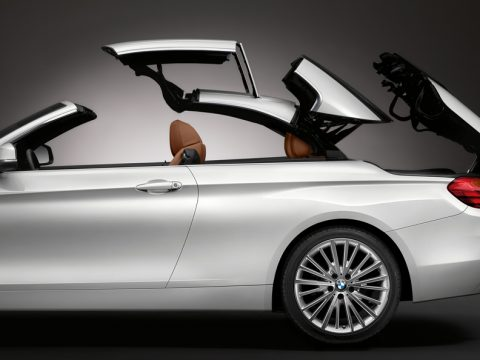 BMW Serie 4 Convertible