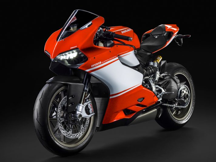 Ducati 1199 Superleggera - Design