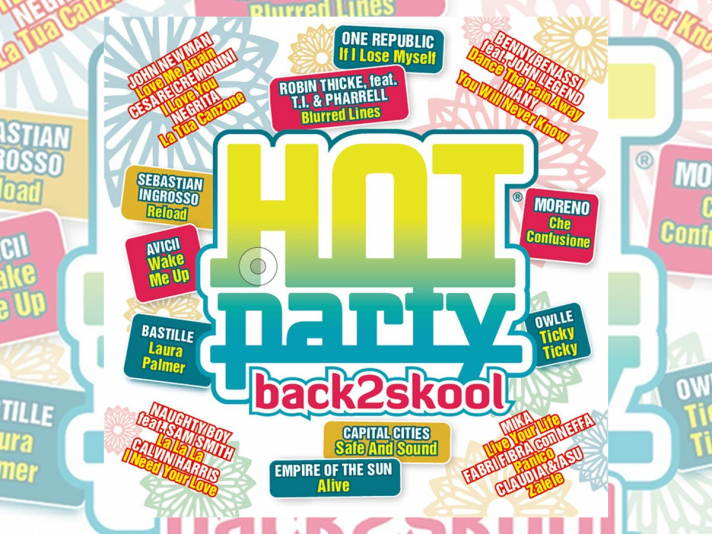 Compilation del 2013: Hot Party Back2School