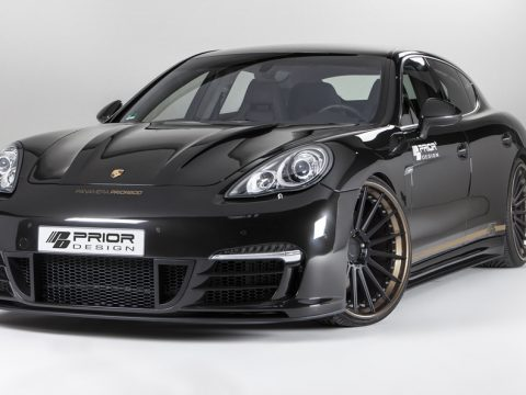 Prior Design - Porsche Panamera PRIOR600 Aerodynamic Kit