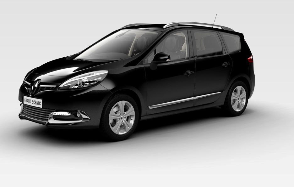 Renault Scenic Lounge 2013
