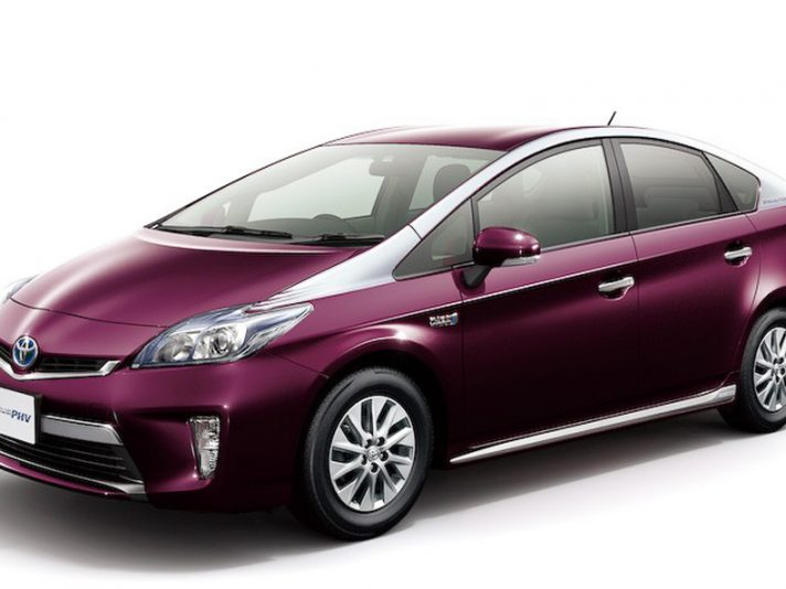 Toyota Prius 2014 Giappone