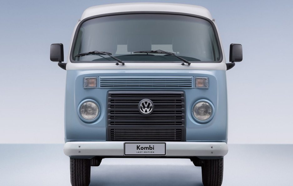 Volkswagen Type 2 T2 restyling frontale