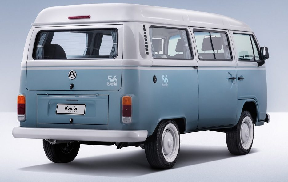 Volkswagen Type 2 T2 restyling tre quarti posteriore