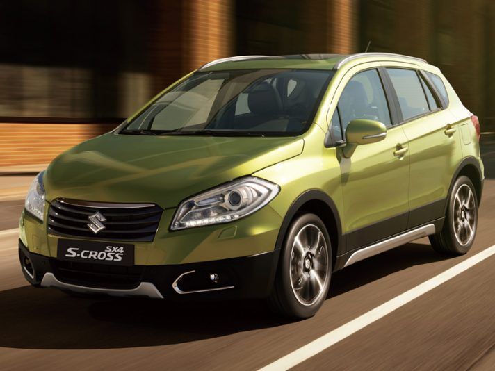 Suzuki SX4 S-Cross, cinque stelle nei crash test EuroNCAP