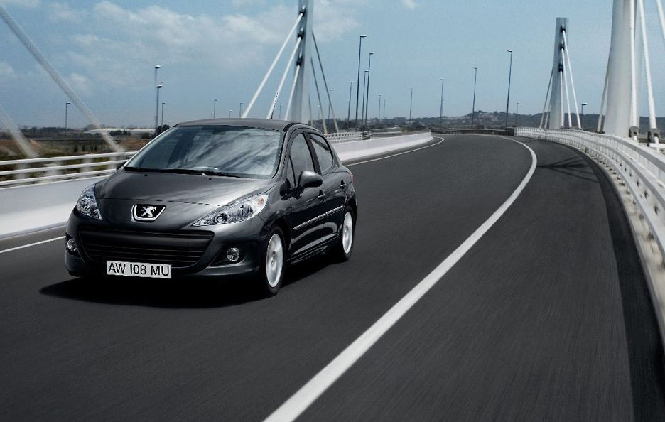 2009 - Peugeot 207 restyling