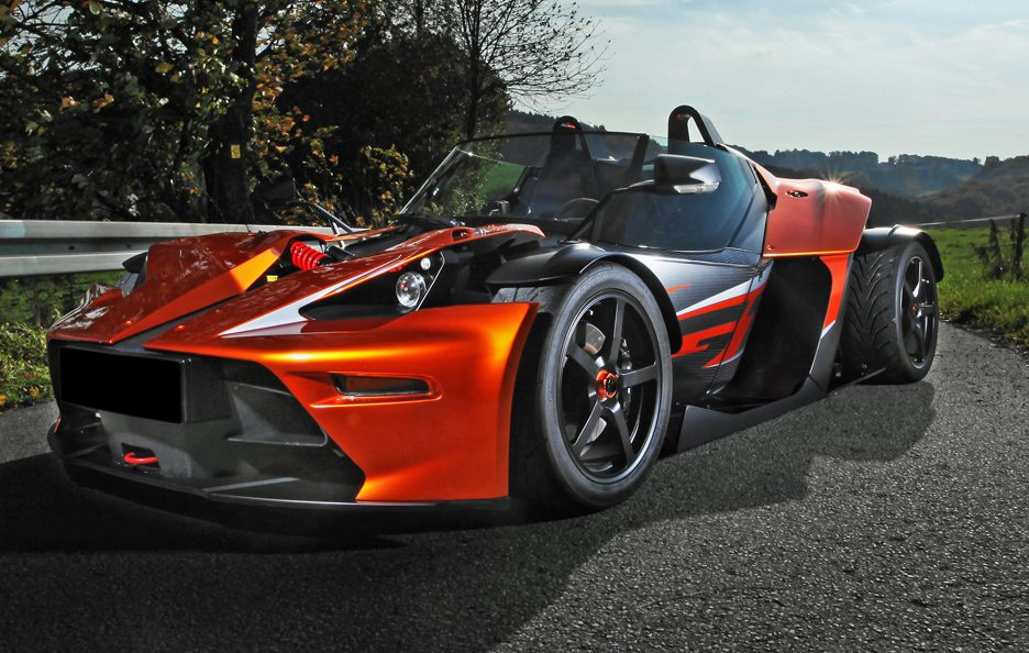 KTM X-Bow GT by Wimmer
