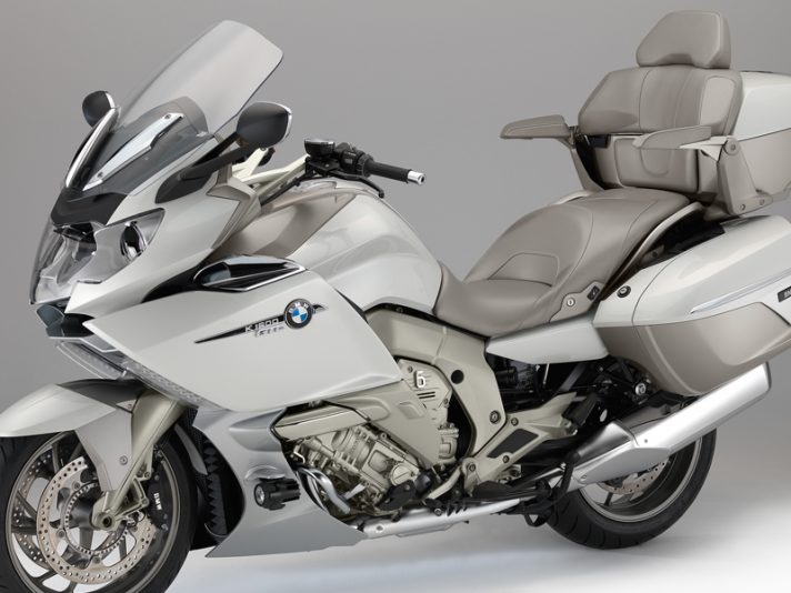 BMW K1600 GTL Exclusive 2014, la tourer di lusso
