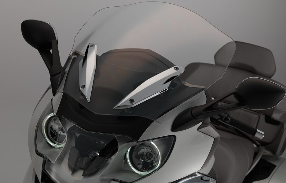 BMW K 1600 GTL Exclusive 2014 - Frontale