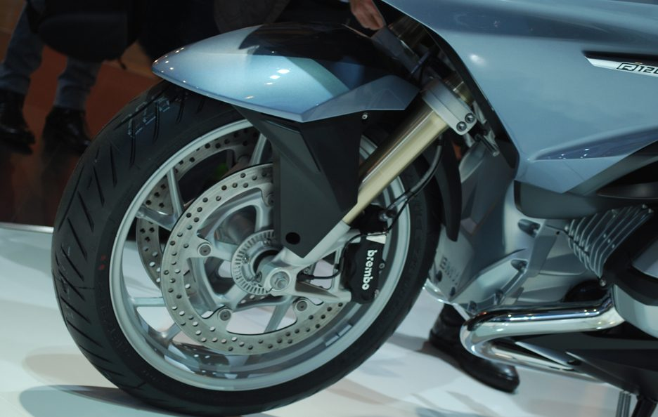 BMW R 1200 RT - EICMA 2013