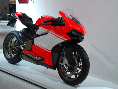 Ducati 1199 Superleggera - EICMA 2013