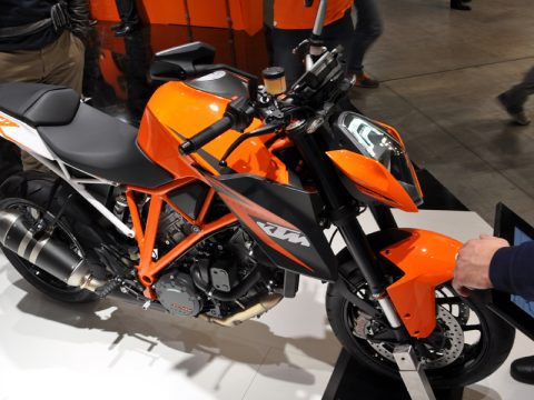 KTM 1290 Super Duke R - EICMA 2013