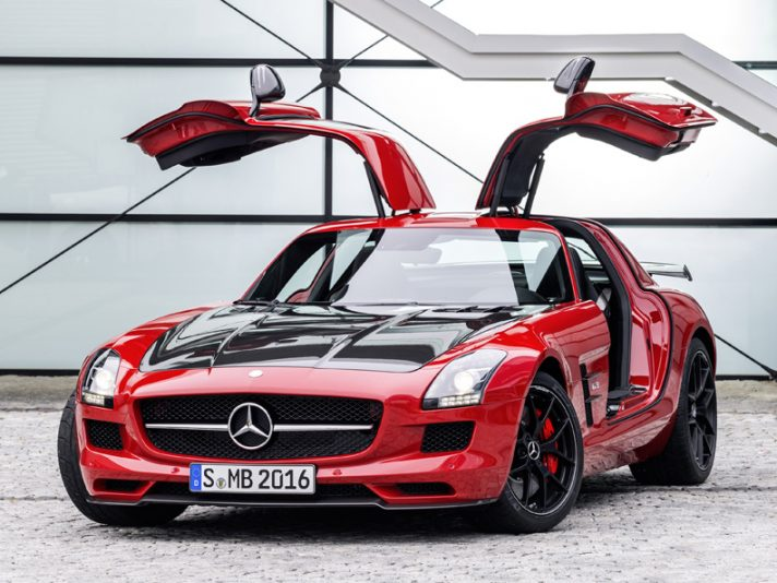 Mercedes SLS AMG GT Final Edition: edizione limitata di fine carriera
