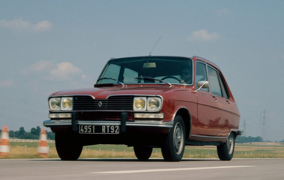 Renault 16 restyling