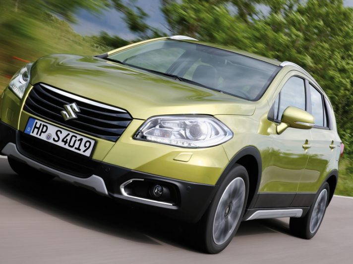 Suzuki S-Cross: la gamma accessori