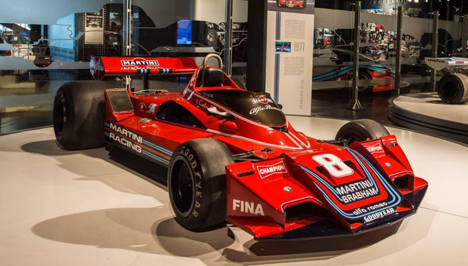 Brabham BT45B, cuore italiano - Amarsport - Icon Wheels